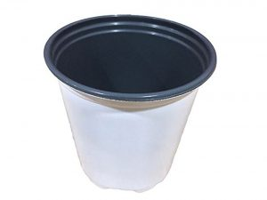 Silver Maple Farms Plastic Seed Starting Pots for Seedlings