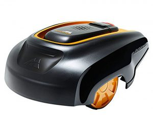McCulloch Programmable Robotic Mower