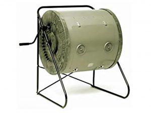 Mantis Compact ComposTumbler, Make Compost Fast