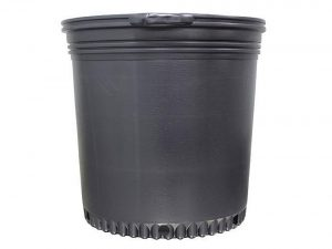 White Ridge Blow Molded Nursery Pot, 10 Gallon