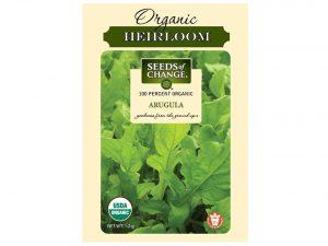 Seeds of Change Certified Organic Arugula