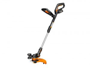 Worx String Trimmer/Edger/Mini-Mower with Tilting Head & Single Line Feed