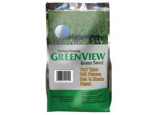 GreenView Fairway Formula Grass Seed Turf Type Tall Fescue Sun & Shade Blend