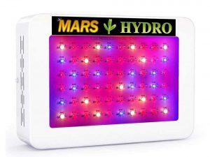 MarsHydro 300W LED Grow Light Full Spectrum