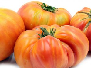 Hillbilly Tomato Seeds - Produces Rare, Beautiful & Delicious 1-2lb Heirloom Fruits