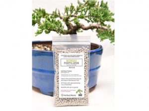 Bonsai Fertilizer Pellets - All Natural Slow Release