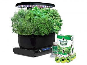 AeroGarden Harvest Wi-Fi with Gourmet Herb Seed Pod Kit