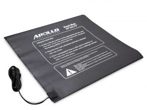 "Apollo Horticulture Seedling Heating Mat for Propagation and Cloning 20""x20.75"""