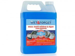 Wet & Forget 75 Gallon Moss, Mold, Mildew & Algae Stain Remover