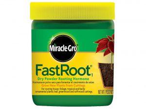 Miracle-Gro FastRoot Dry Powder Rooting Hormone Jar