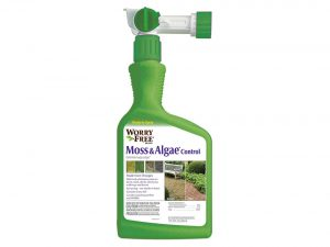 Lilly Miller Worry Free Moss & Algae Control Ready to Spray