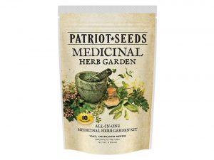 Patriot Seeds 10 Variety Seed Pack
