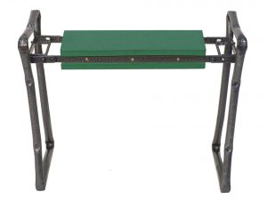 Yard Butler Portable Lightweight Garden Kneeler/Seat Combination Kneeling Pad & Outdoor Stool