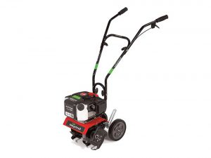 Earthquake Mini Cultivator Tiller with 43cc 2-Cycle Viper Engine