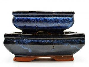 9GreenBox Ceramic Bonsai Pots