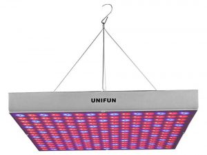 UNIFUN 45W LED Grow Light / Growing Bulb for Hydroponic Aquatic Plants