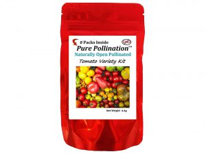 Pure Pollination 8 Tomato Variety Seed Pack