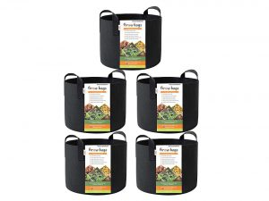 7 Gallon Smart Grow Bags for Potato/Plant Container/Aeration Fabric Pots with Handles
