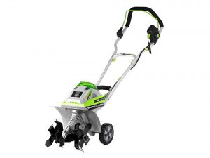 Earthwise 11-inch 40-Volt Lithium Ion Cordless Electric Tiller/Cultivator