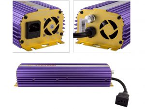 Apollo Horticulture Hydroponic 400 Watt HPS MH Digital Dimmable Electronic Ballast for Grow Lights
