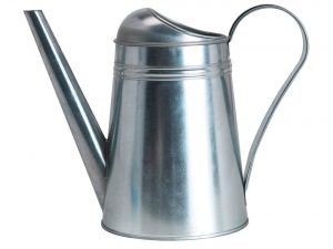 Ikea Socker Galvanized Steel Watering Can