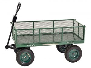 Sandusky Lee Muscle Carts Steel Utility Garden Wagon, 1000 lb.