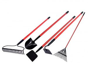GardenAll 5 Pieces Garden Tools Set
