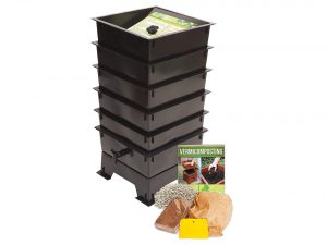 Nature's Footprint Worm Factory 5-Tray Worm Composter
