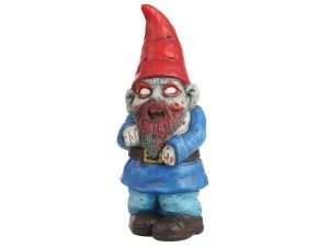 Zombie Garden Gnome Decoration