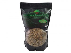 Bonsai Soil Mix - Premium Professional, All Purpose, Sifted and Ready To Use Tree Potting Blend