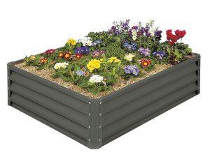 High-Grade Metal Raised Garden Bed Kit