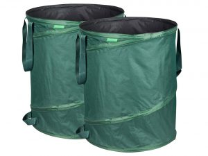 GardenMate 2-Pack 43 Gallons Pop-Up Garden Waste Bags
