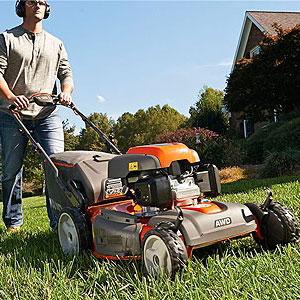 Lawn Mowers & Tractors